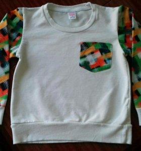 Красивый пуловер для мальчика