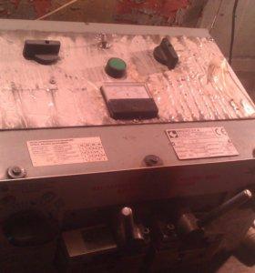 Сварочный аппарат для сварки ленточных пил