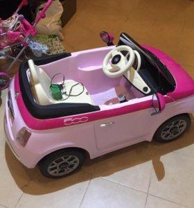 Детский электромобиль peg perego Fiat 500