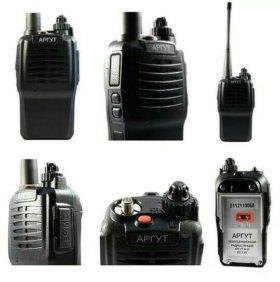 Радиостанция Аргут А-23 цена за 3 штуки б/у