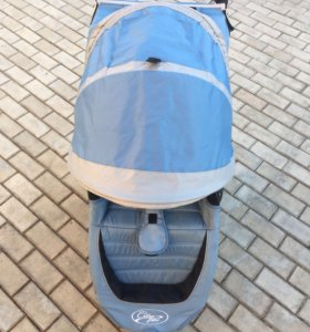 Коляска baby jogger city mini с бампером