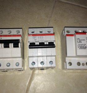Электрический распределительный автомат