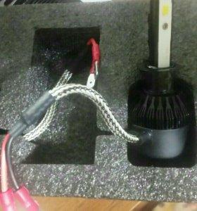 Диодные лампы h1