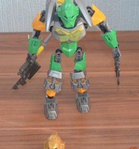 Бионикл Лего зеленый (стихия Природа)