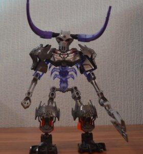 Бионикл Лего с рогами