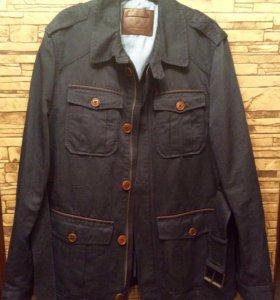 Куртка-пиджак Massimo Dutti
