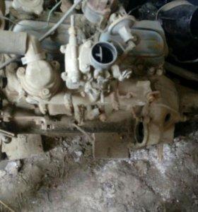 Двигатель москвич 401-403