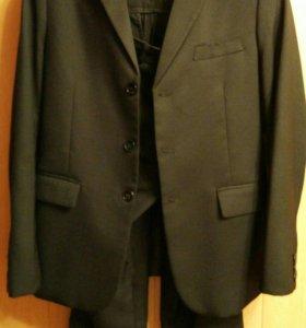 Школьная форма. Пиджак+брюки 2шт.