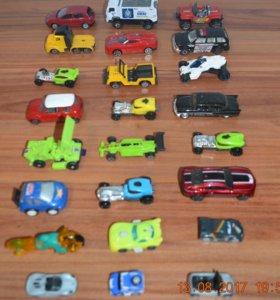 Машинки маленькие (комплект)