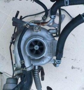 Ремонт турбин на иномарки с гарантией