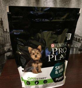 Собачий корм Purina Pro Plan