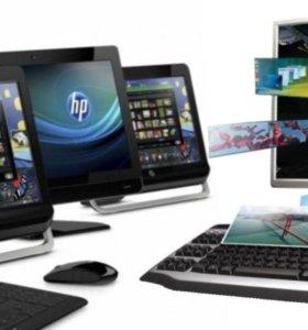 Установка и настройка ПО и ремонт компьютеров