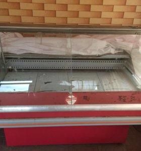 Продам холодильник (витрину)