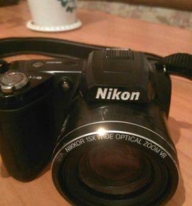 Nikon Coolpix L110 (черный)