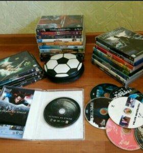 33 dvd диска и дополнительный чехол