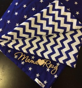 Новое одеяло на выписку