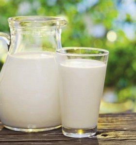 Натуральное коровье молоко