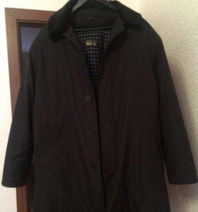 Зимнее мужское пальто