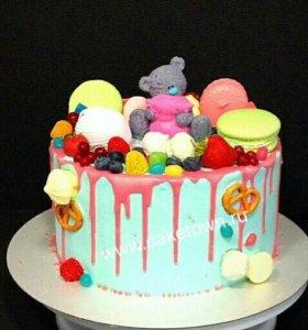 Лучшие детские торты на ваш праздник