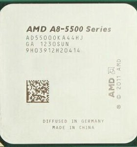 Процессор AMD A8 5500 3.2Ghz,мат.платаGIGABYTE