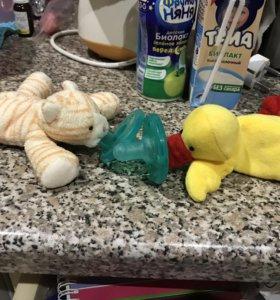 Соски игрушки wubbanub