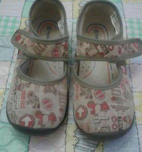 Обувь для девочки. р 28. Капика