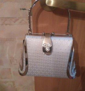 Клатч, сумочка на свадьбу,сумка
