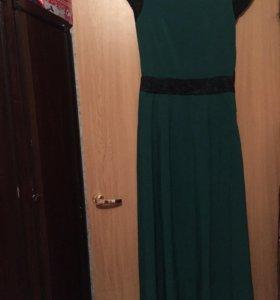 Платье длинное 44 размера
