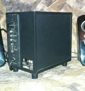 Сабвуфер Logitech Speaker System Z323
