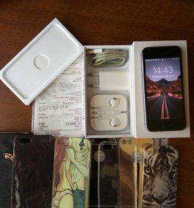 Продам iPhone 5s на 64Gb