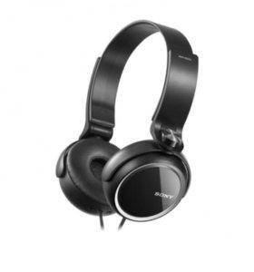 Наушники Sony MDR-XB250 (черный
