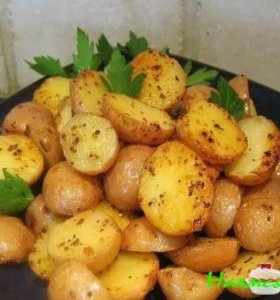 Олекминская деревенская картошечка!