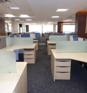 Перегородки для офисов мобильные ert56KD