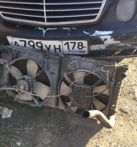 Радиатор Mazda xedos 6