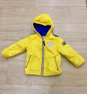 Осенняя куртка, 80 см