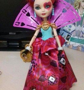 кукла Лиззи Хартс коллекция Ever After High