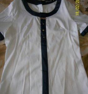 блуза 44р