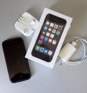 IPhone 5S в отличном состоянии