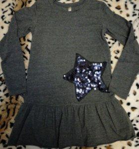 Туника или короткое платье