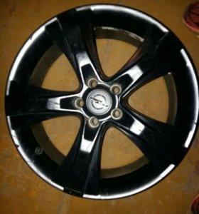 Диски  Opel Astra J, Mokka, Cruze, Aveo, CX-5