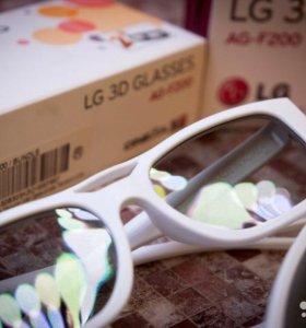 3D пассивные очки LG AG-F200