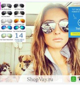 Солнцезащитные очки UV400 Женские
