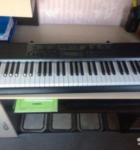 Продается синтезатор casio CTK-1250