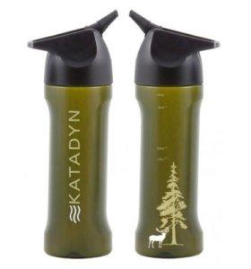 Бутылка (без фильтра) Katadyn MyBottle Green б/у