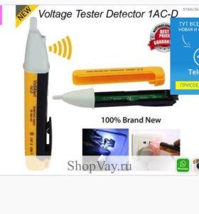 Электрический детектор напряжения