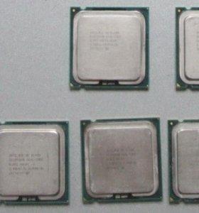 Процессоры Intel Pentium Dual-Core LGA 775