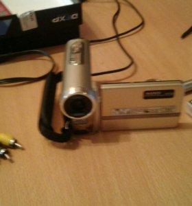 Видео камира сони