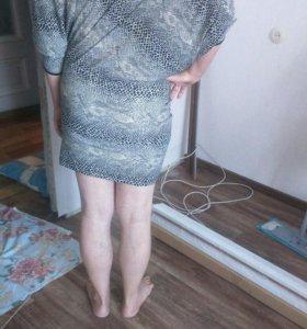 Пьяное платье питон.