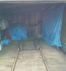 Лодка,матор и гараж