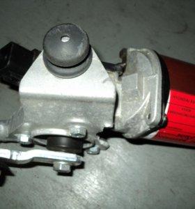 Мотор стеклоочистителя перед. Hyundai Avante